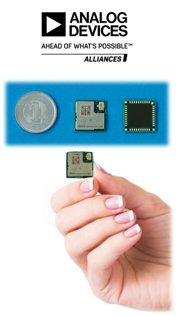 920MHz頻寬IoT模組「KT932」